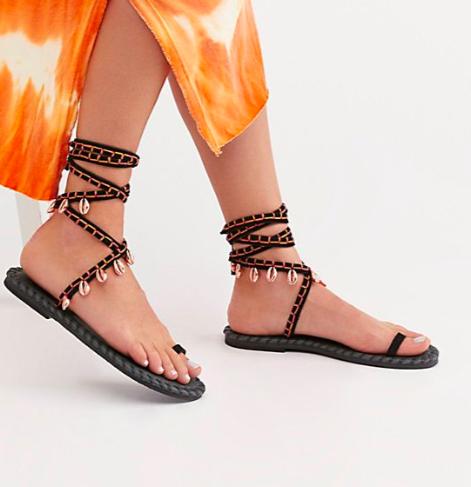 FP Just Beachy Sandal