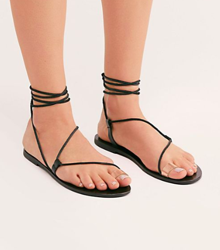 FP Aloha Wrap Sandal