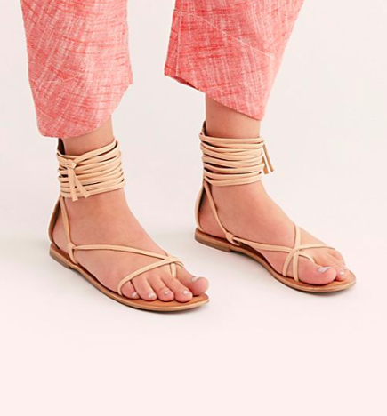 Free People Beach Party Glad Sandal