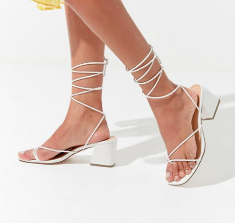 UO Alexa Strappy Sandal