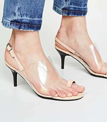 JAGGAR Virtual Toe Ring Sandals