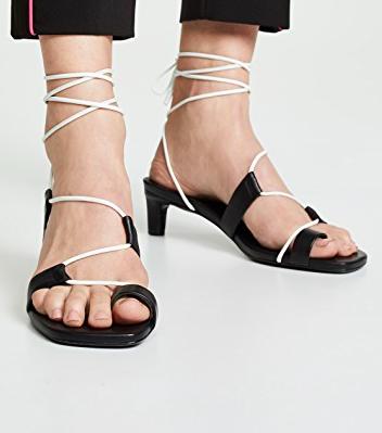 Zimmermann Kitten Sandals