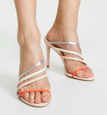 Rachel Zoe Hailey Asymmetrical Sandals