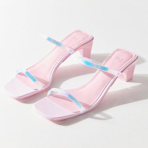 UO Veronica Jelly Strap Sandal