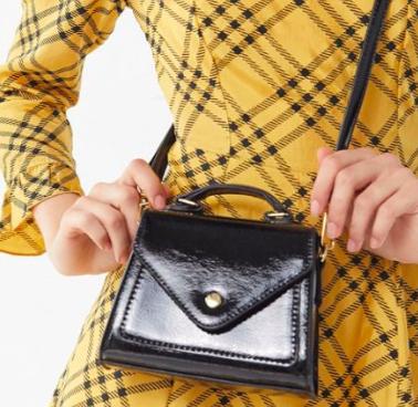 UO Mini Trapezoid Bag