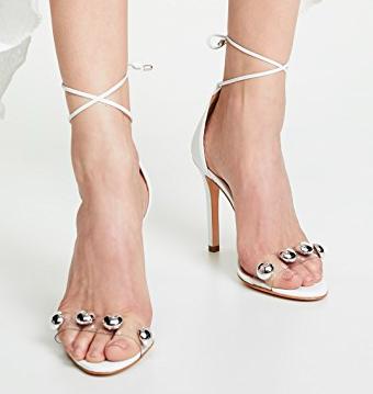 Schutz Ramon Ankle Strap Sandals