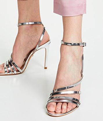 Schutz Constancia Strappy Sandals