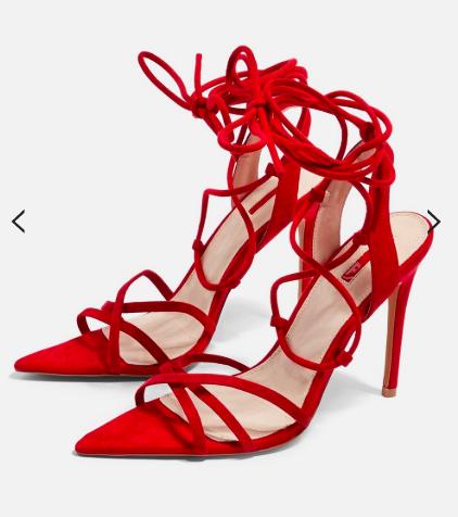 Topshop ROYAL Pointed Heels