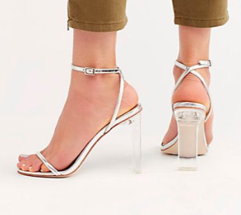 Jeffrey Campbell Places To Go Heel