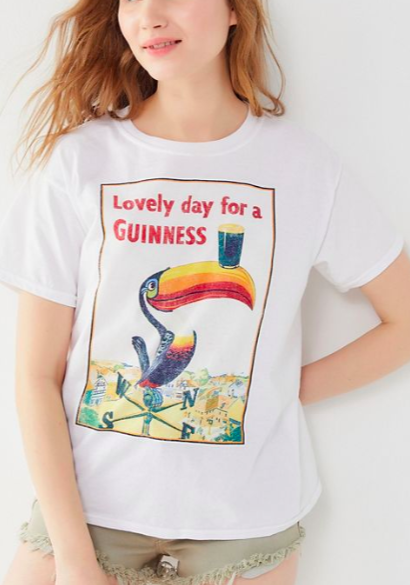 Guinness Short Sleeve Tee