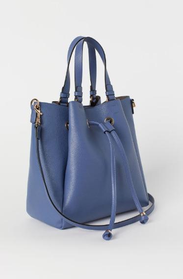 HM Large Bucket Bag