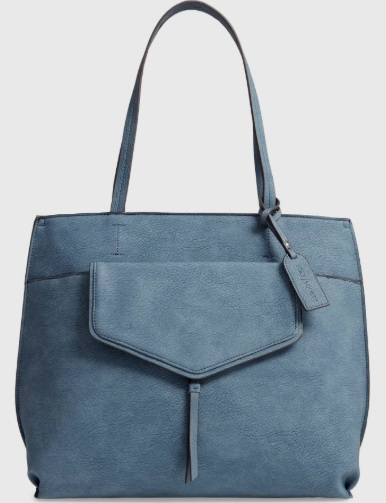 Lyndi Faux Leather Tote SOLE SOCIETY