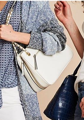 I.N.C. Deliz Chain Shoulder Bag