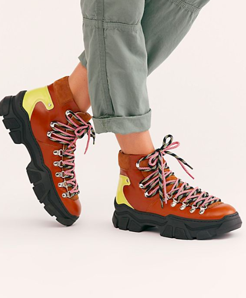 Another Project Knock Out Hiker Boot