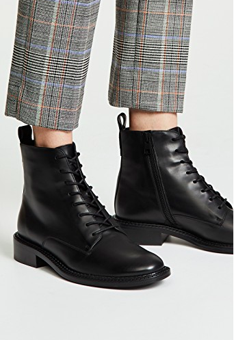 Cabria Lace-Up Boot VINCE