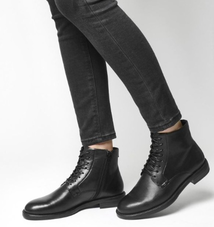 Shoemakers Amina Lace-Up Bootie VAGABOND