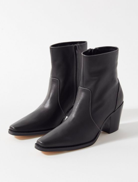 UO Mickie Leather Boot