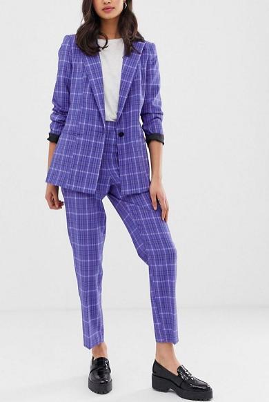 Miss Selfridge blazer & pants two-piece