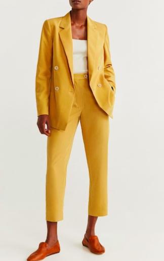 Mango Modal pants
