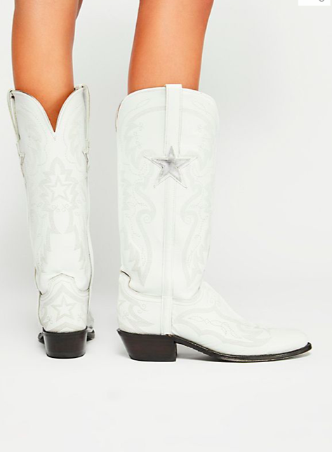Lucchese High Noon Western Boot