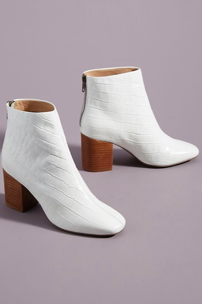 Liendo by Seychelles Palm Midi Ankle Boots