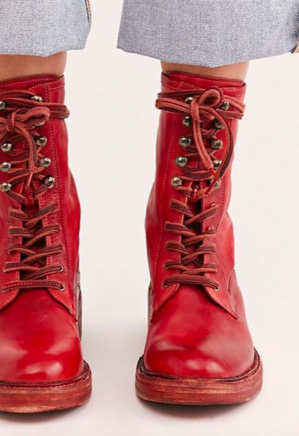 FP Santa Fe Lace-Up Boot