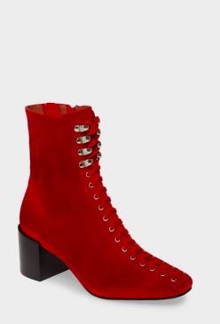Belmondo Lace-Up Boot JEFFREY CAMPBELL