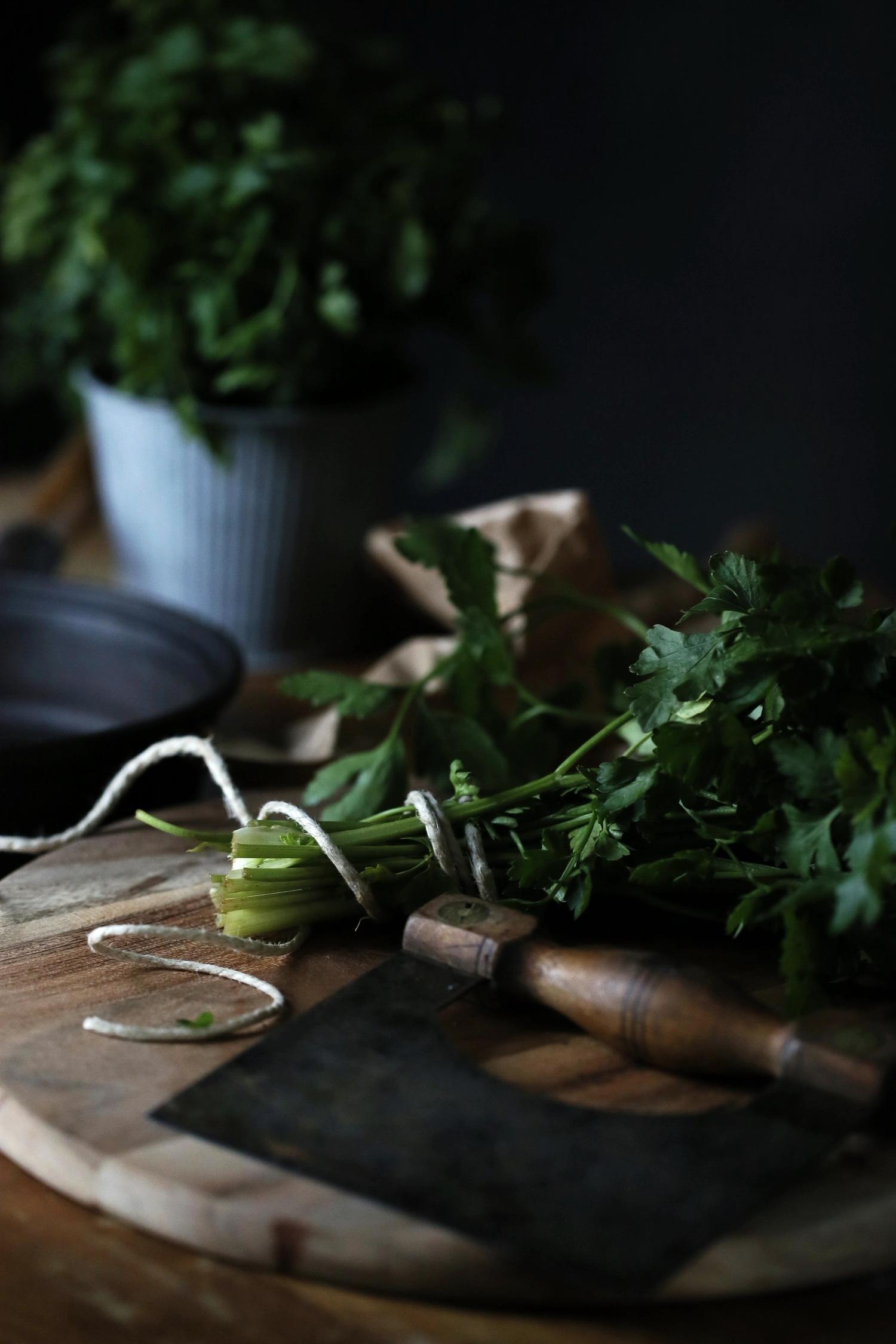 A parsley history #1