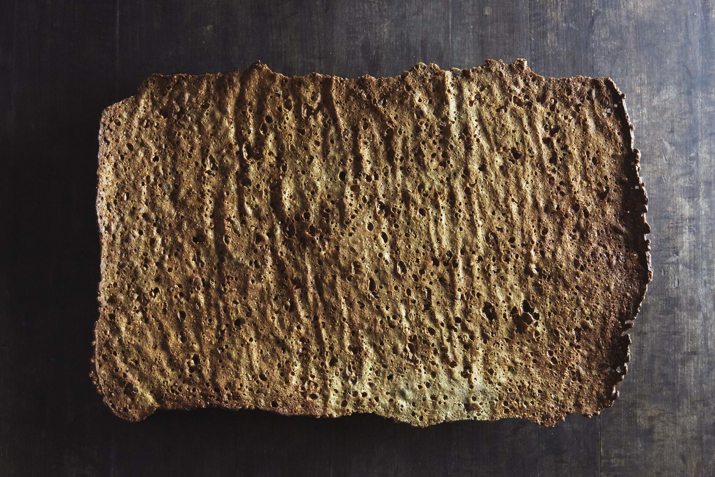 Hard bread from Handwerk, editorial for Matmagasinet NORD.