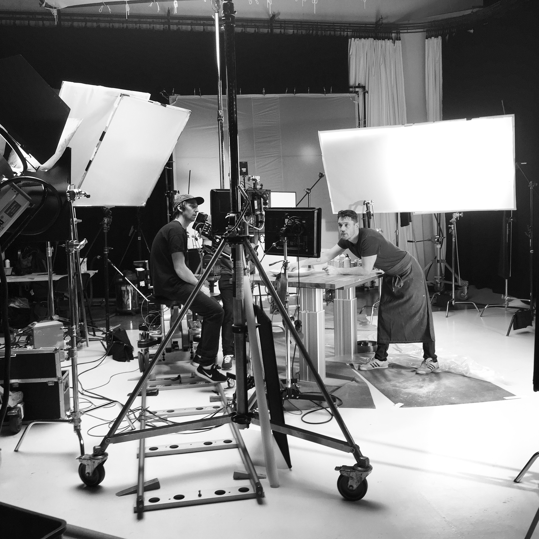 @Krypton Film, doing stills for Idun.