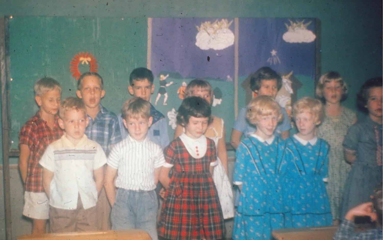 Richie's Class in the Boarding School
