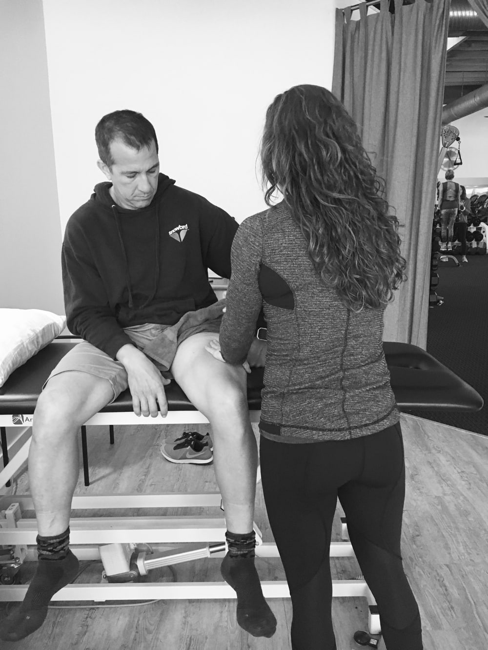 Physical therapy treatment B&W.jpg