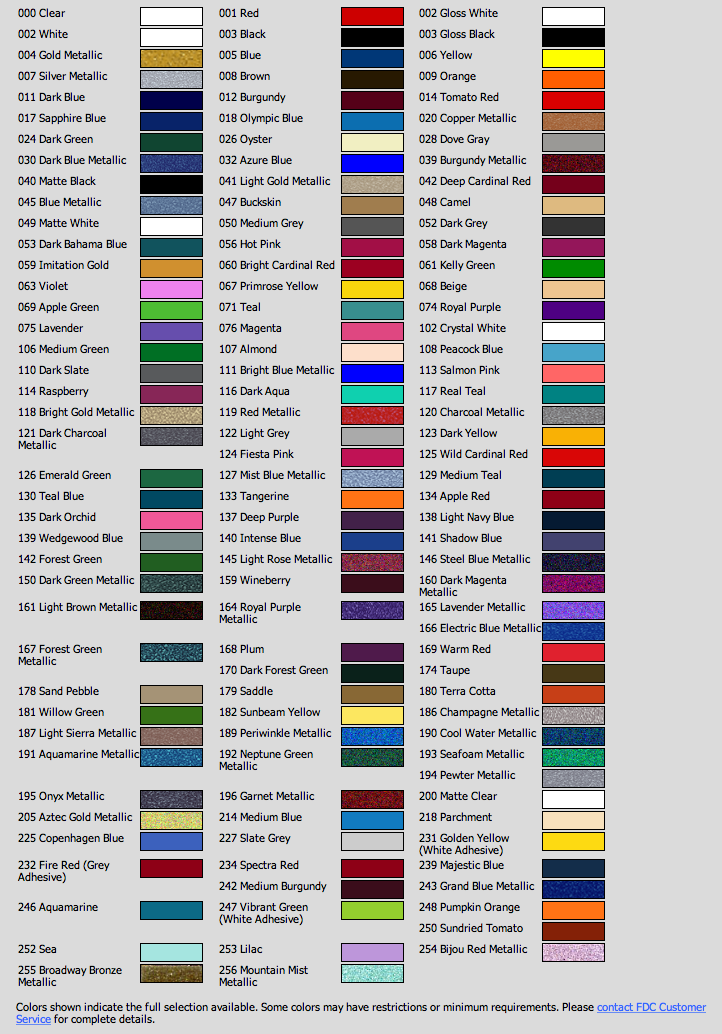 FDC 2100 color chart.png