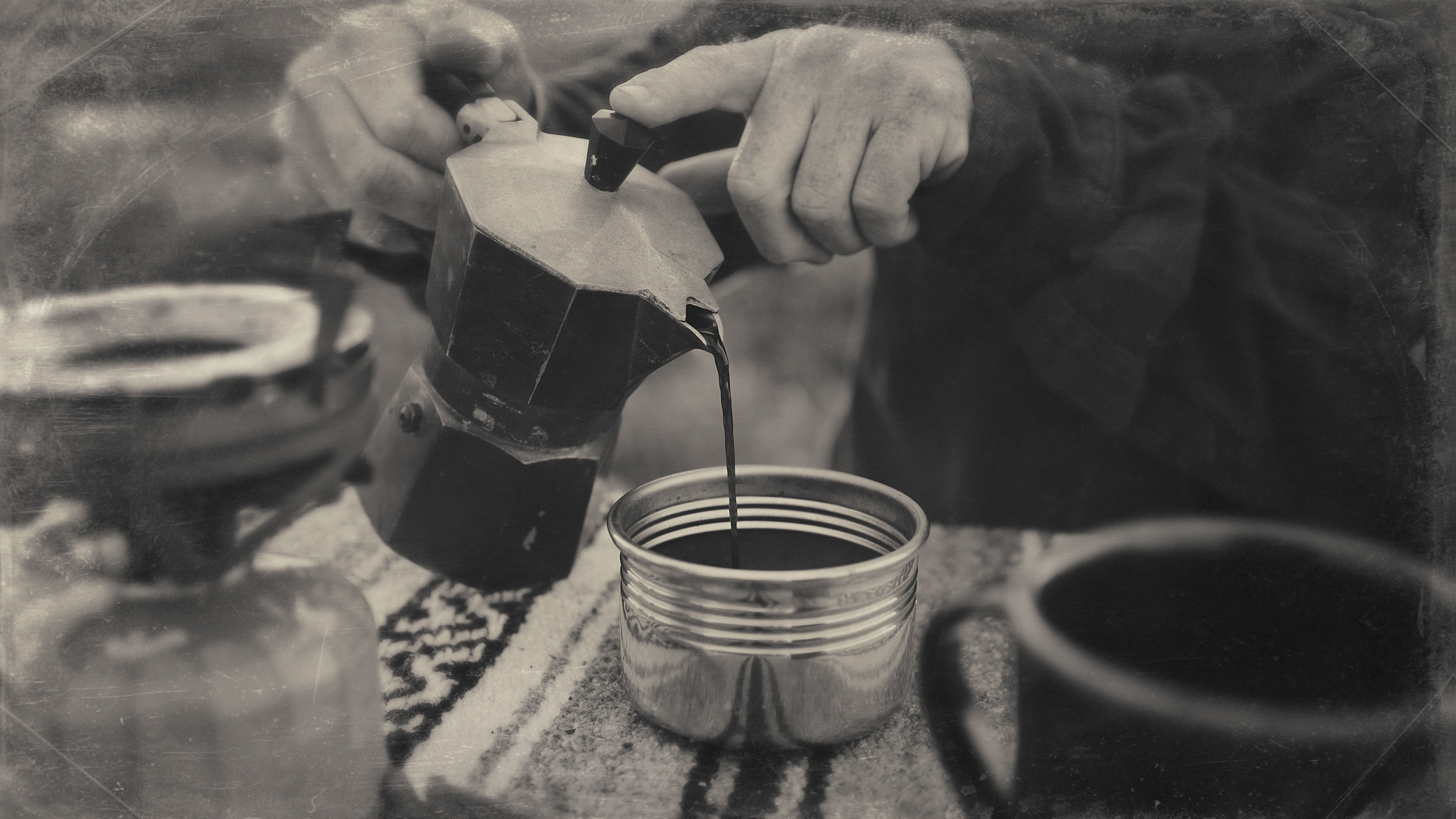 BENTPENNY COFFEE -