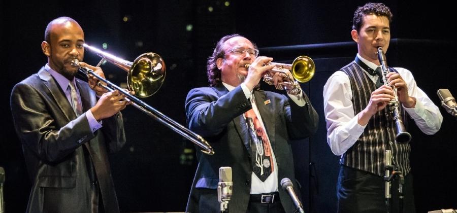 Jon-Erik Kellso's Mahogany Hall Pleasure Society Jazz Band 2 - (c) Nina Galicheva.jpg