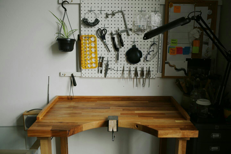 New Jewellery bench