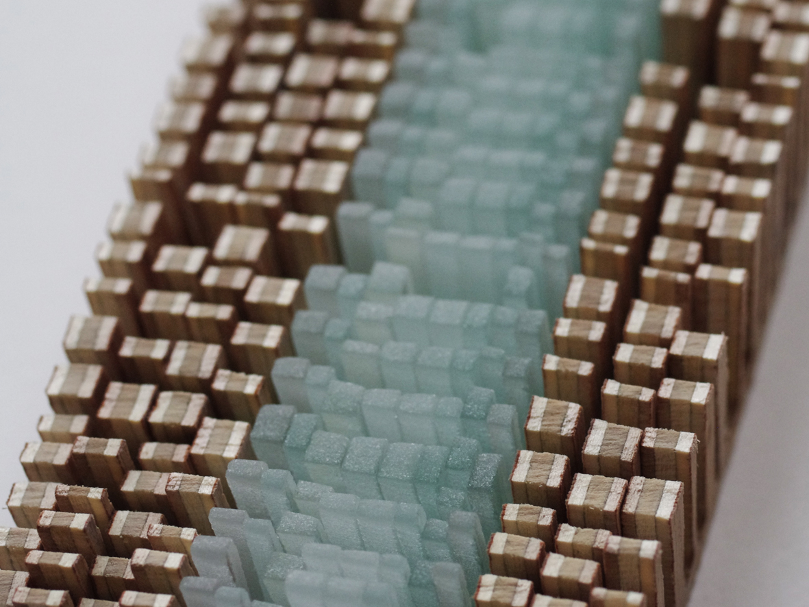 glass sample