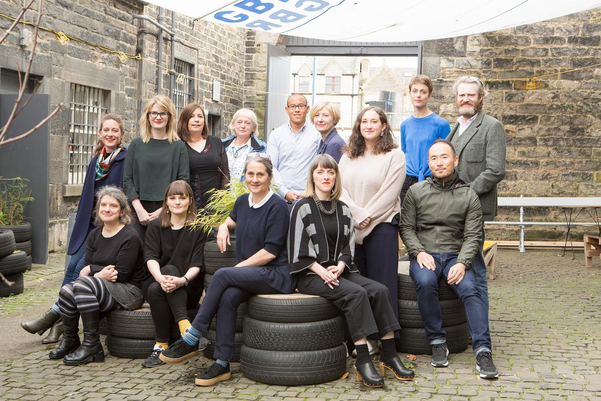 The makers represented by Craft Scotland at Collect
