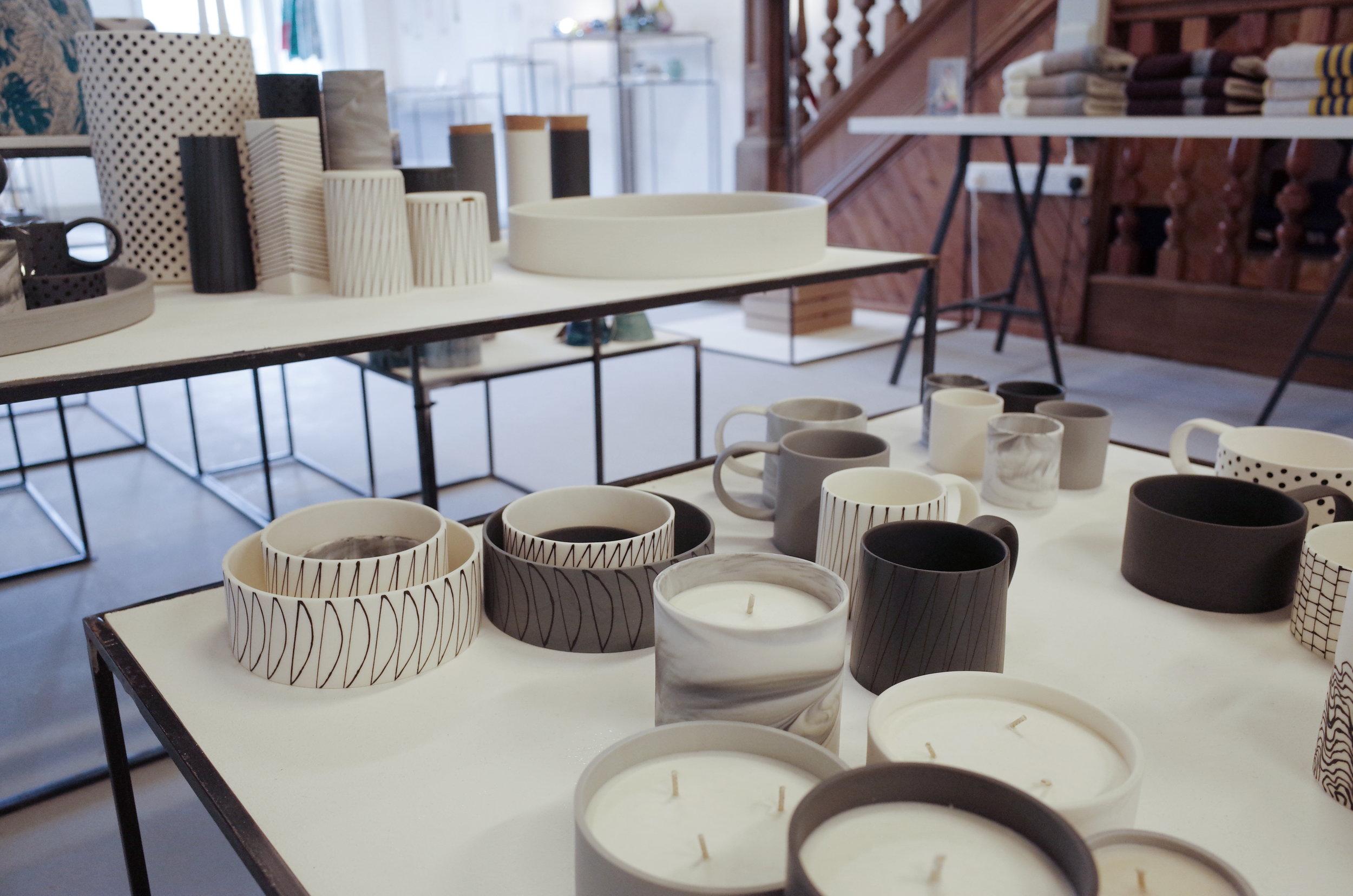 Myer Halliday Ceramics