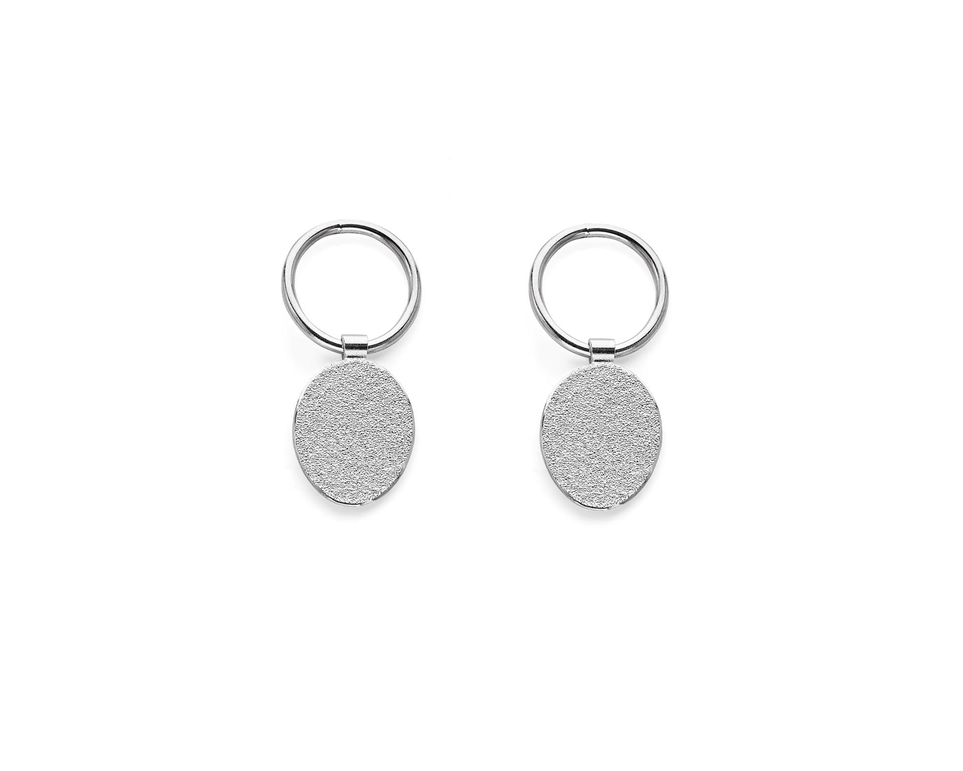 Swing Earrings   Sterling silver