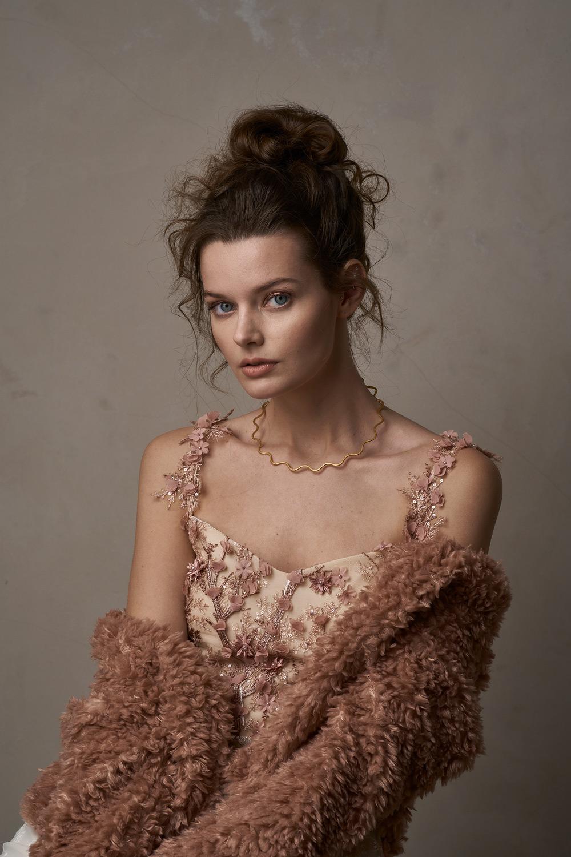 Photography: Gabriela Silveira, Styling:  Andreia Fonso, Model: Rachel Flett, Make up: Heather Snowie, Hair: Robbie Purves, Jewellery: Heather Woof