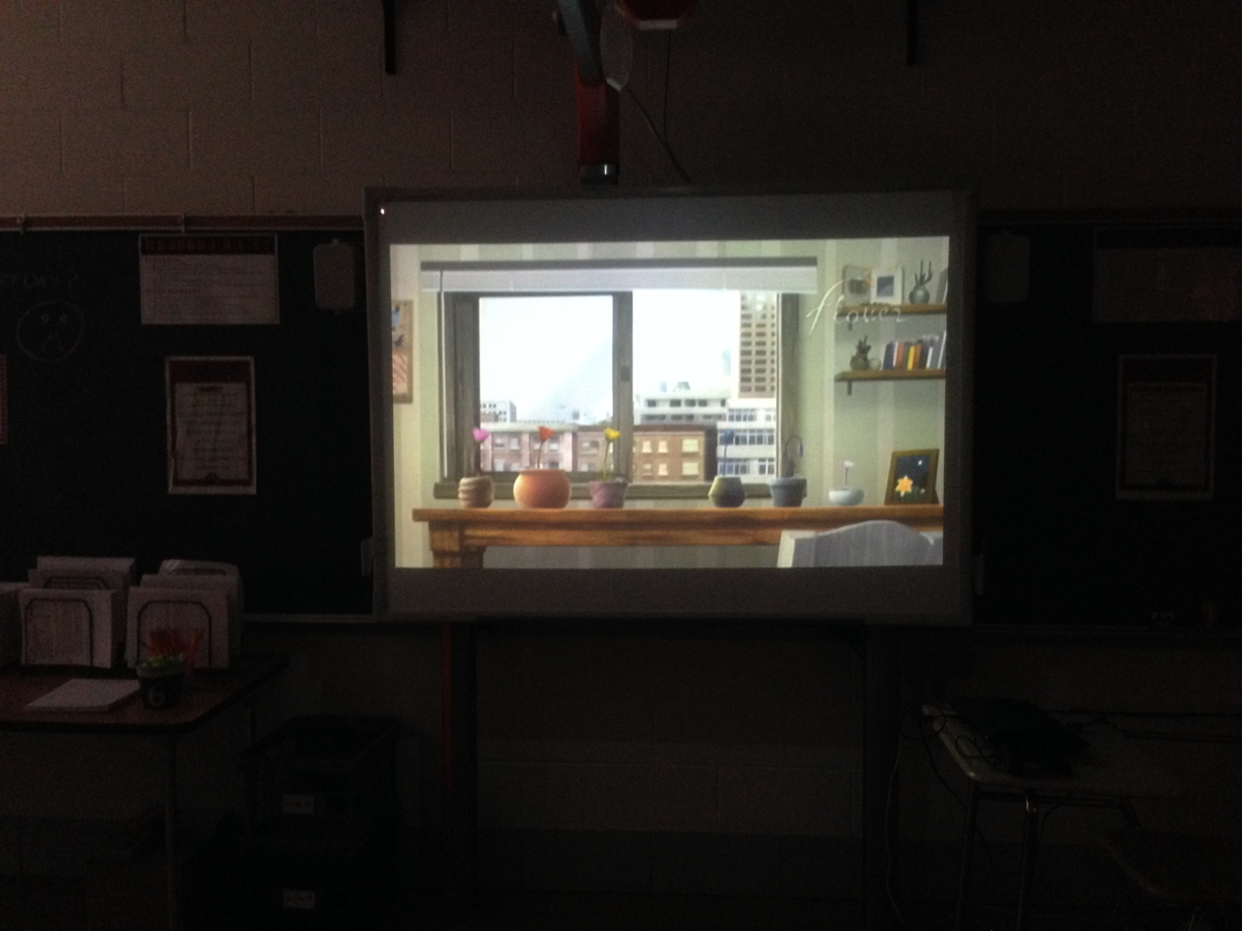 Alternative Setup: Whole class plays together.