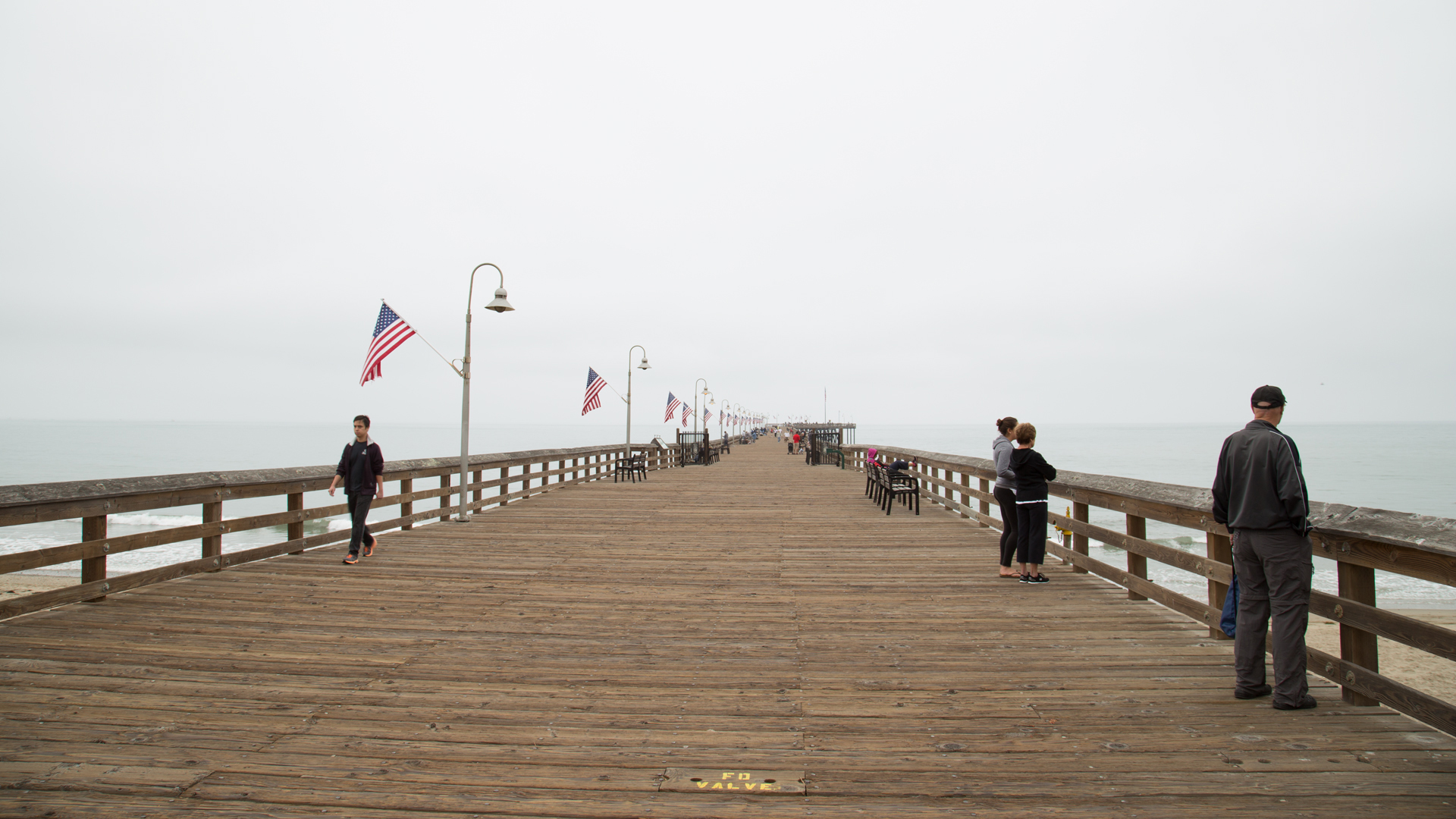 Holiday at the Pier