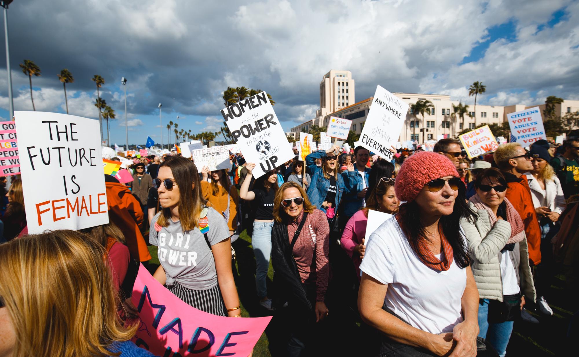 San Diego, 2018