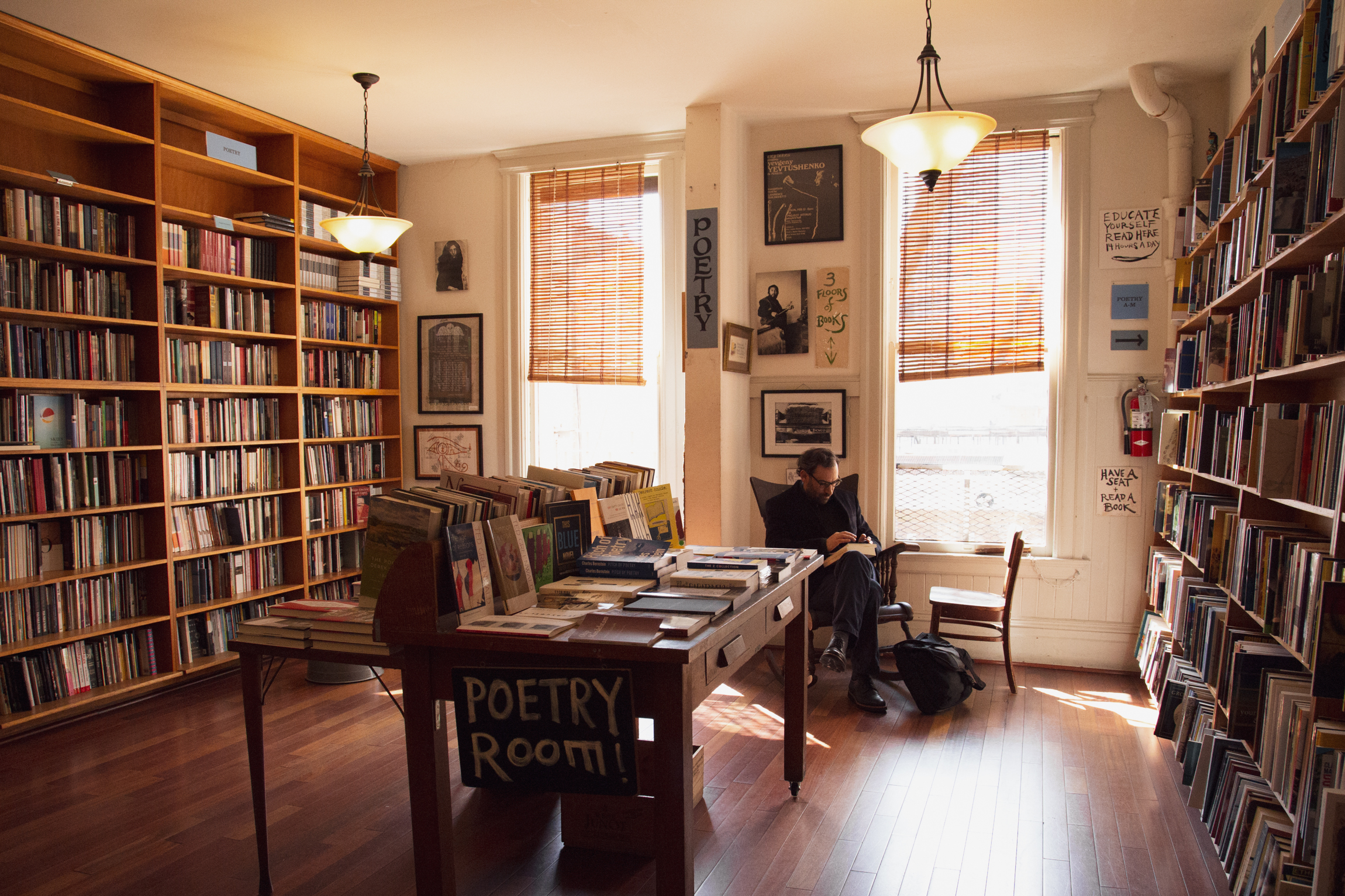 Poetry Room