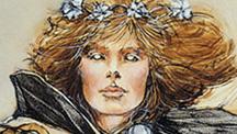 Thomas Canty Fantasy Art Trading Cards