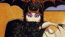 Femme Fatales Metallic Fantasy Art Trading Cards