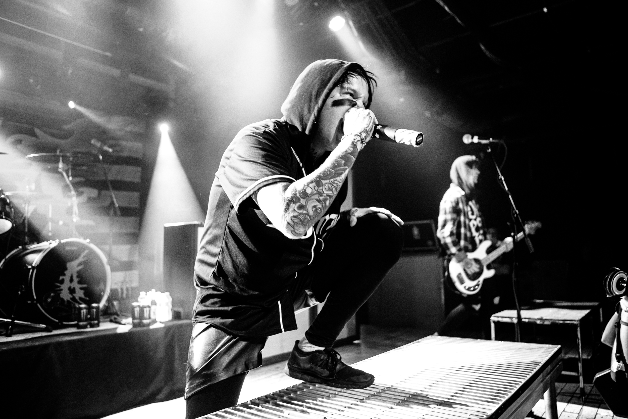 Fronz of ATTILA  Baltimore Maryland