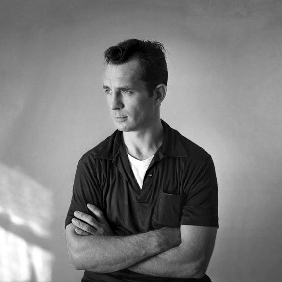 Jack Kerouac taken by Tom Palumbo