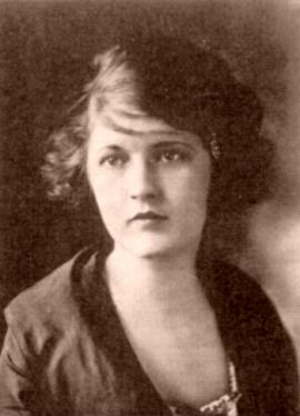 Zelda in 1917, Wikipedia Commons